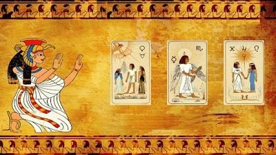 adivinhacao no antigo Egito