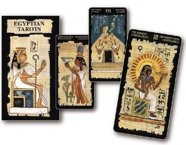 Tarot Egipcio livre